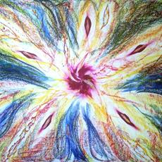 Kunstwerk  Blume
